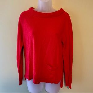 Boden Wool Cashmere Blend Sweater, Size 6
